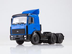 Macheta cap tractor MAZ 6422, scara 1:433