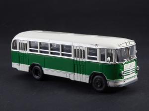 Macheta autobuz ZIL-158, scara 1:433