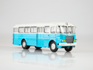 Macheta autobuz Ikarus-620, scara 1:433