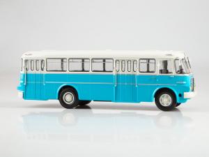 Macheta autobuz Ikarus-620, scara 1:434