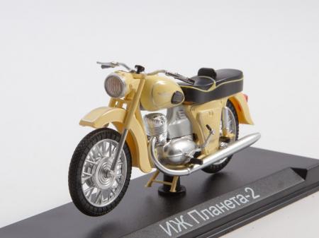 Macheta motocicleta ruseasca IJ-Planeta 2, scara 1:24 [5]