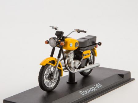 Macheta motocicleta ruseasca Voshod-3M, scara 1:24 [5]