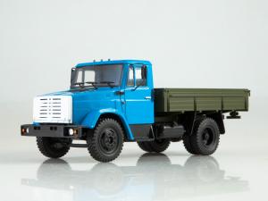 Macheta auto camion Zil-4333, scara 1:435