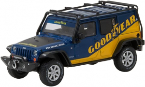 Macheta auto Jeep Wrangler Unlimited Rubicon 2016, scara 1:430