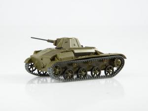 Macheta tanc rusesc T-60, scara 1:432