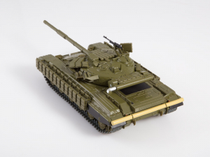 Macheta tanc T-64 BV, scara 1:43 [2]