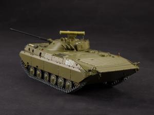 Macheta transportor blindat rusesc BMP-2D, scara 1:434