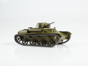 Macheta tanc rusesc T-60, scara 1:433