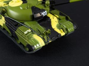 Macheta tanc rusesc T-62M, scara 1:434