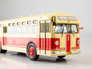 Macheta autobuz ZIS-154, scara 1:436