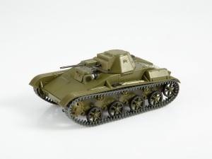 Macheta tanc rusesc T-60, scara 1:434