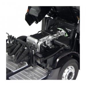 Macheta cap tractor Mercedes Benz Actros Gigaspace facelift 2018, scara 1:18 [1]