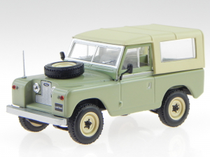 Macheta Land Rover 88 Series II, scara 1:430