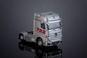 """Macheta cap tractor Mercedes Actros """"722"""", scara 1:503"""