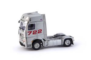 """Macheta cap tractor Mercedes Actros """"722"""", scara 1:500"""