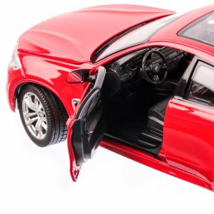 Macheta auto BMW X6M 2018, scara 1:242