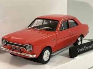 Macheta auto Ford Escort Mk1, scara 1:430