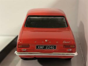 Macheta auto Ford Escort Mk1, scara 1:431