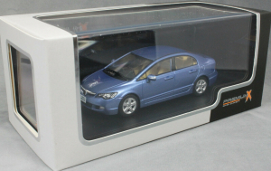 Macheta auto Honda Civic 2006 sedan, scara 1:432