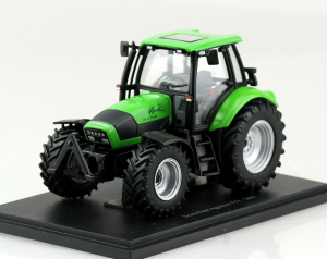 Macheta tractor Deutz Fahr Agroton 2003, scara 1:430