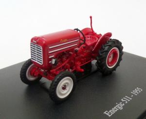 Macheta tractor Energic 511, scara 1:430