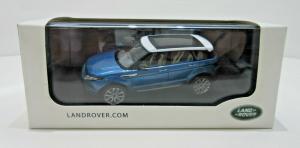 Macheta auto Land Rover Evoque 5 usi, scara 1:432