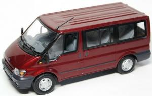 Macheta minibus Ford Transit Mk5, 2000-2006, scara 1:430