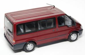 Macheta minibus Ford Transit Mk5, 2000-2006, scara 1:431