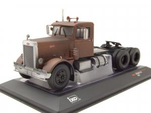 "Macheta cap tractor Peterbilt 281 ""ruginit"", scara 1:430"