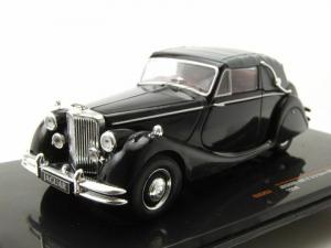 Macheta auto Jaguar MkV 3.5, scara 1:430
