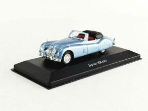 Macheta auto Jaguar XK140 Roadster 1957, scara 1;430