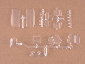 Kit automacara KS-3557 pe sasiu MAZ-5337, scara 1:436