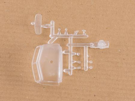 Kit macheta atelier mobil ZIL-157K, scara 1:43 [9]