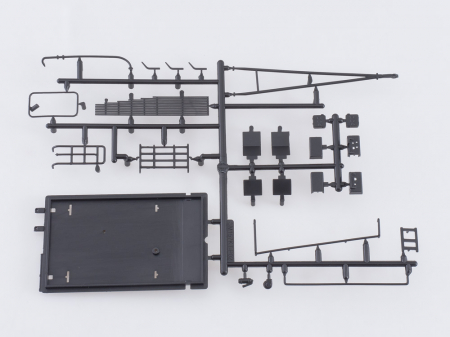 Kit macheta atelier mobil ZIL-157K, scara 1:43 [7]