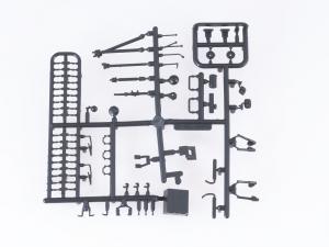 Kit macheta camion GAZ-66, scara 1:433