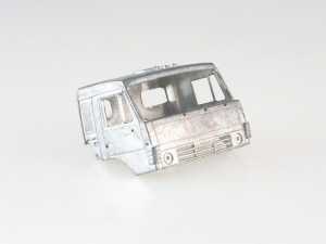 Kit macheta camion Kamaz 6350 Mustang, scara 1:431