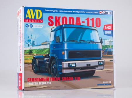 Kit macheta camion Skoda Liaz 110, scara 1:43 [0]