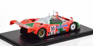 Macheta auto Mazda 787b Le Mans 1968, scara 1:431