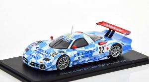 Macheta auto Nissan R390 GT1 Le Mans 1998, scara 1:430