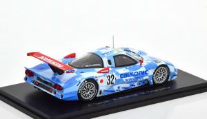 Macheta auto Nissan R390 GT1 Le Mans 1998, scara 1:431