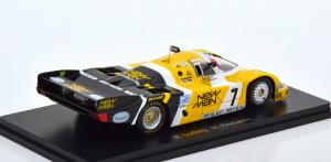 Macheta auto Porsche 956 Le Mans 1984, scara 1:431