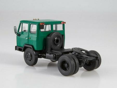 Macheta auto camion cap tractor KAZ-608V Kolhida, scara 1:43 [2]