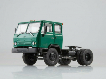Macheta auto camion cap tractor KAZ-608V Kolhida, scara 1:43 [3]