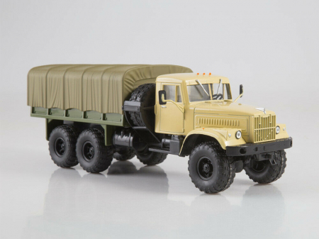Macheta auto camion Kraz 255B1, scara 1:43 [1]
