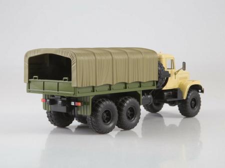 Macheta auto camion Kraz 255B1, scara 1:43 [2]