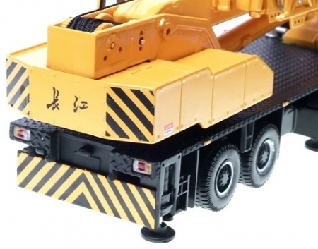 Macheta automacara Liebherr LT 1050 Chang Jiang, scara 1:502