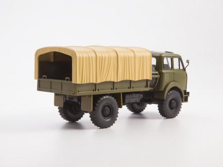 Macheta auto camion MAZ-505, scara 1:432