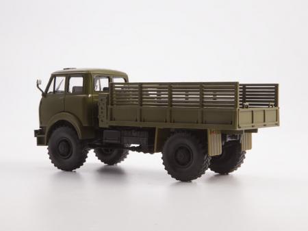 Macheta auto camion MAZ-505, scara 1:435