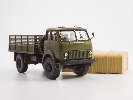 Macheta auto camion MAZ-505, scara 1:437