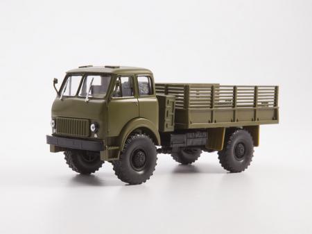 Macheta auto camion MAZ-505, scara 1:436